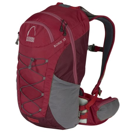 Sierra Designs Rohn 15 Backpack in Sunflower