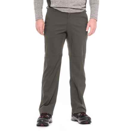 Sierra Designs Silicone Trail Pants (For Men) in Asphalt - Closeouts