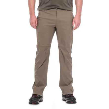Sierra Designs Stretch Cargo Pants (For Men) in Stone - Closeouts