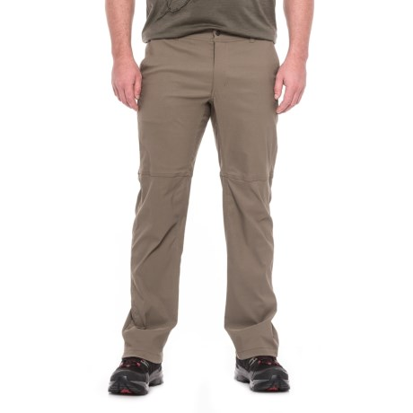 Sierra Designs Stretch Cargo Pants (For Men) in Stone