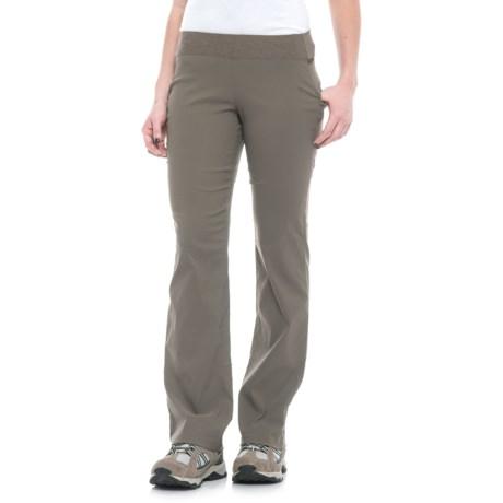 Sierra Designs Stretch Trail Pants (For Women) in Stone