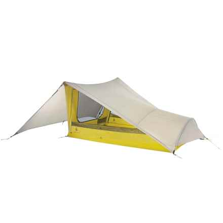 Sierra Designs Tensegrity 1 Elite Tent - 1-Person, 3-Season in Yellow - Closeouts