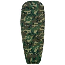 Sierra Designs US Military Modular Sleep System Bivvy in Woodland Camouflage - Closeouts