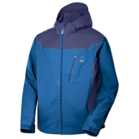 Sierra Designs Vapor Hoodie Jacket (For Men) in Electric Blue