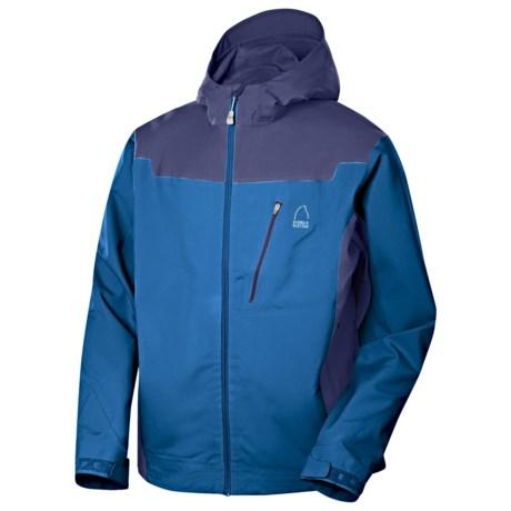 Sierra Designs Vapor Hoodie Jacket (For Men) in Electric Blue