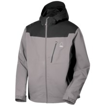 Sierra Designs Vapor Hoodie Jacket (For Men) in Shale - Closeouts
