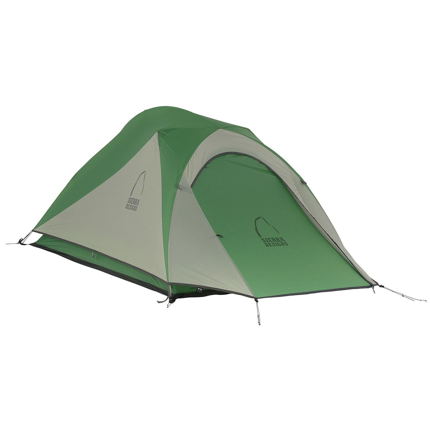 how to set up a tent footprint