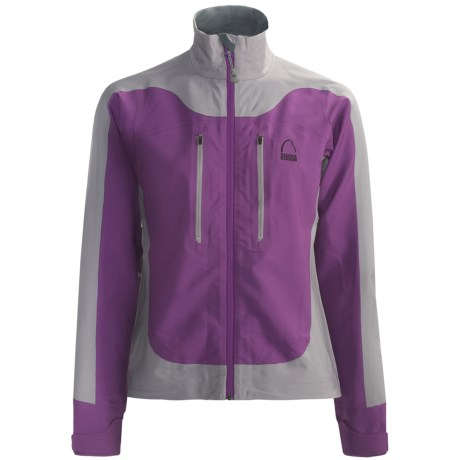 Sierra Designs Vapor  Soft Shell Jacket (For Women) in Magenta