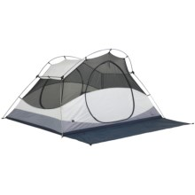 Sierra Designs Veranda 3 Tent - 3-Person, 3-Season in Blue/Grey - Closeouts