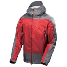 Sierra Designs Wicked Jacket - Waterproof (For Men) in Red - Closeouts