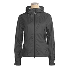 Sierra Designs Wicked Jacket - Waterproof (For Women) in Black/Rock - Closeouts