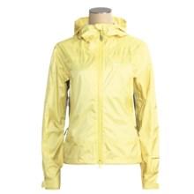 Sierra Designs Wicked Jacket - Waterproof (For Women) in Dew/Rock - Closeouts