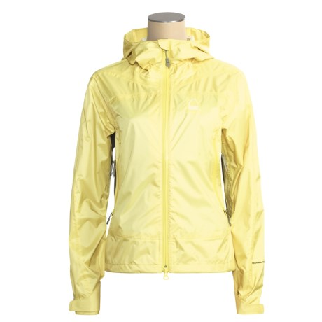 Sierra Designs Wicked Jacket - Waterproof (For Women) in Dew/Rock
