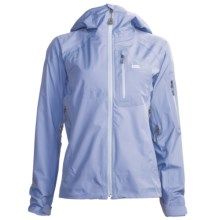 Sierra Designs Zinger Jacket - Waterproof, Cocona® (For Women) in Whisper - Closeouts