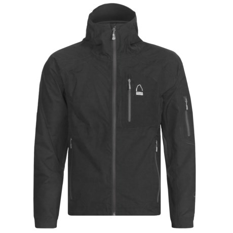 Sierra Designs Zinger Jacket - Waterproof (For Men) in Black