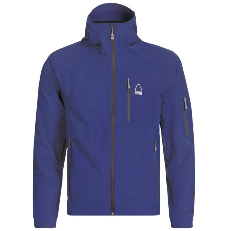 Sierra Designs Zinger Jacket - Waterproof (For Men) in Ink