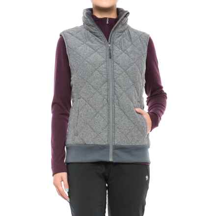 Sierra Expedition Mae Vest - Insulated (For Women) in Mercury - Closeouts