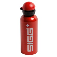 Sigg Siggnature Water Bottle - 0.6L, Sport Cap in Red - Closeouts