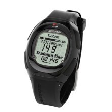 Sigma Sport Onyx Easy Heart Rate Monitor Watch in Grey/Black - Closeouts