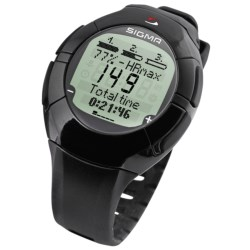 Sigma Sport Onyx Fit Heart Rate Monitor Watch in Grey/Black