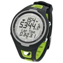 Sigma Sport PC15.11 Heart Rate Monitor - 15 Function in Green - Closeouts