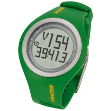 Sigma Sport PC22.13 Heart Rate Monitor (For Men) in Green - Closeouts