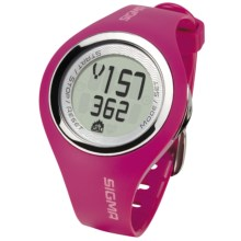Sigma Sport PC22.13 Heart Rate Monitor (For Women) in Pink - Closeouts