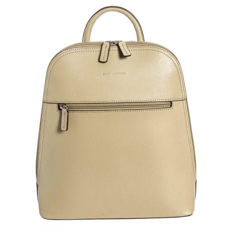 Silka Angela Backpack - Cross-Grain Leather (For Women)