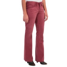 Silver Jeans Suki Bootcut Jeans (For Women) in Red - Closeouts