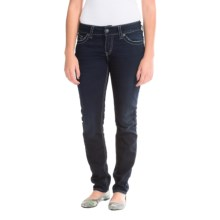 Silver Jeans Suki Pencil Skinny Jeans (For Women) in Indigo - Closeouts
