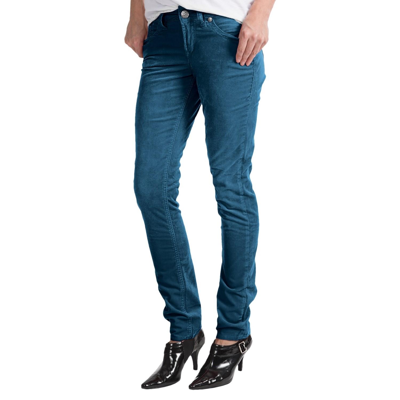 Green Corduroy Pants Women - White Pants 2016
