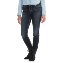 Silver Jeans Suki Super Skinny Jeans - High Rise (For Women) in Indigo - Overstock