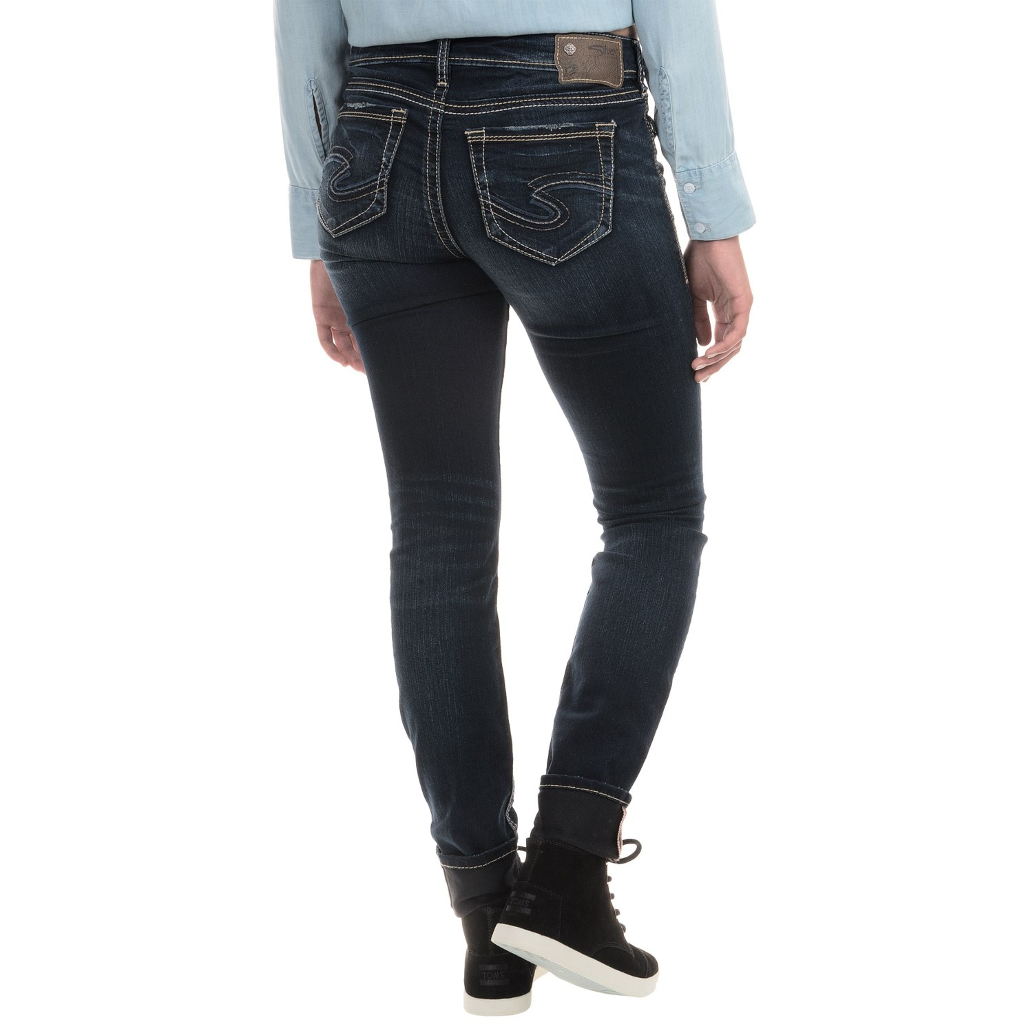 Clearance Silver Jeans - Jeans Am