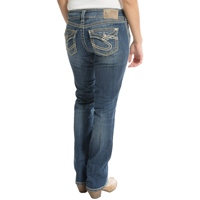 Silver Jeans Size Chart Plus Sizes - Jeans Am