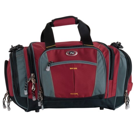 Silver Lake Multi-Pocket Duffel Bag- 22?