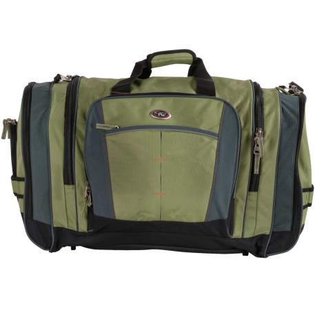 Silver Lake Multi-Pocket Duffel Bag - 27?