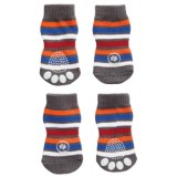 Silver Paw Anti-Slip Indoor Dog Socks