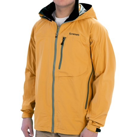 Simms Acklins Gore Tex(R) Jacket Waterproof (For Men)