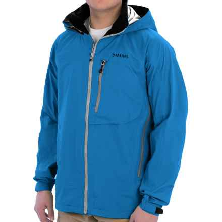 Simms Acklins Gore-Tex® Jacket - Waterproof (For Men) in Current - Closeouts