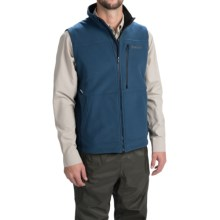Simms ADL Fleece Vest - Windstopper® (For Men) in Navy - Closeouts