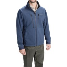 Simms ADL Windstopper® Fleece Jacket (For Men) in Navy - Closeouts