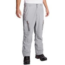 SIMMS ARAPAIMA PANTS W/UPF 30+ (For Men) in Concrete - Closeouts