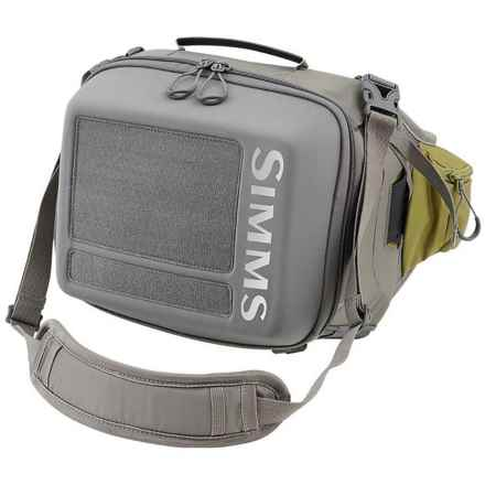Simms Army Green Waypoints Hip Pack - Large in Army Green - Closeouts