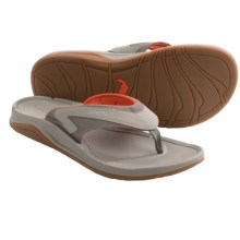 Simms Atoll Sandals - Flip-Flops (For Men and Women) in Boulder - Closeouts