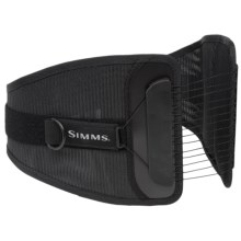 Simms BackMagic Wading Belt (For Men) in Black - Closeouts