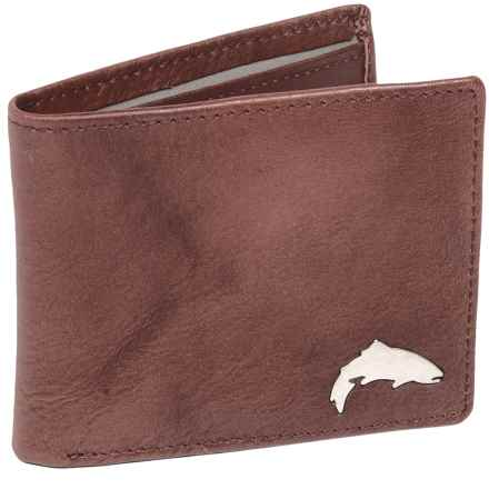 Simms Big Sky Wallet in Brown - Closeouts