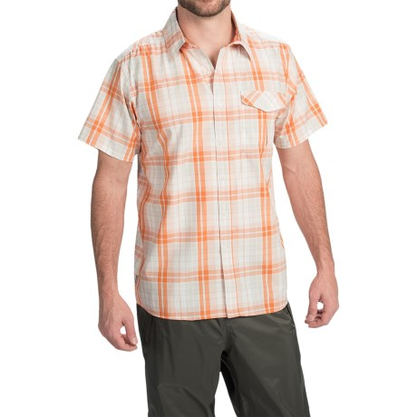 Simms Bimini Shirt - UPF 50+, Short Sleeve (For Men)