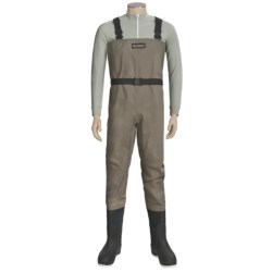 Simms Blackfoot Chest Waders - Muck Boot Arctic Sport Felt Sole Boots (For Men) in Brown