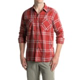 Simms Black's Ford Flannel Shirt - UPF 50+, Long Sleeve (For Men)