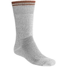 Simms Boot Sock and Liner Combo (For Men and Women) in Grey/White - Closeouts